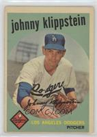 Johnny Klippstein [Poor]
