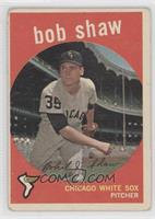 Bob Shaw [Good to VG‑EX]