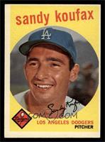 Sandy Koufax [EX]