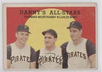 Danny's All-Stars (Frank Thomas, Danny Murtaugh, Ted Kluszewski) [Good to&…