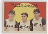 Danny's All-Stars (Frank Thomas, Danny Murtaugh, Ted Kluszewski) [Goodto&…