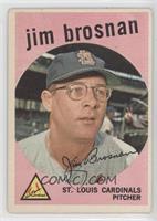 Jim Brosnan [GoodtoVG‑EX]