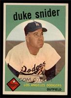 Duke Snider [NM]