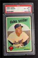 Duke Snider [PSA6.5]