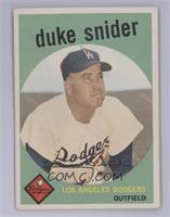 Duke Snider [Excellent]