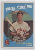 George Strickland (white back) [GoodtoVG‑EX]