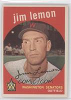 Jim Lemon (White Back)