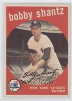 Bobby Shantz (white back)