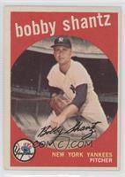 Bobby Shantz (white back)