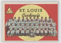 St. Louis Cardinals Team (Grey Back) [Good to VG‑EX]