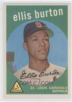 Ellis Burton (white back)