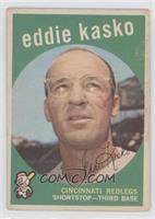 Eddie Kasko [GoodtoVG‑EX]