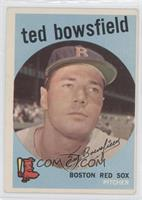 Ted Bowsfield (white back)