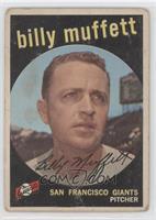 Billy Muffett [GoodtoVG‑EX]