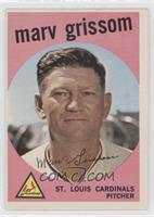 Marv Grissom (white back)