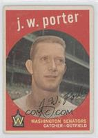 J.W. Porter [GoodtoVG‑EX]