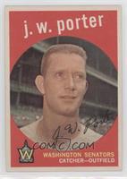 J.W. Porter