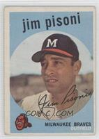 Jim Pisoni [Good to VG‑EX]