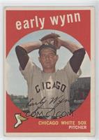 Early Wynn (white back)
