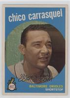 Chico Carrasquel (white back)