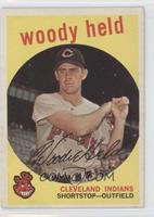 Woodie Held (Grey Back)