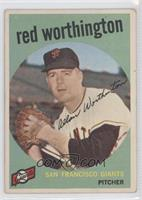 Red Worthington [GoodtoVG‑EX]