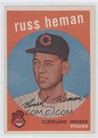 Russ Heman (white back)