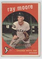 Ray Moore [GoodtoVG‑EX]