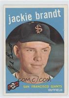 Jackie Brandt
