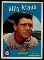 Billy Klaus [NM]