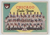 Chicago Cubs Team (4th Series Checklist) [PoortoFair]
