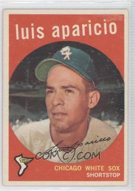 1959 Topps #310 - Luis Aparicio