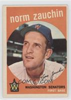 Norm Zauchin [Good to VG‑EX]