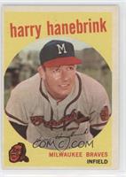 Harry Hanebrink (