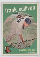 Frank Sullivan