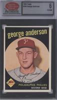 George Anderson [ENCASED]