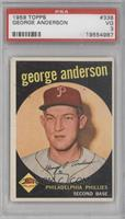 Sparky Anderson [PSA3]