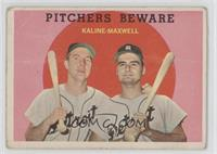 Pitchers Beware (Al Kaline, Charlie Maxwell) [Good to VG‑EX]