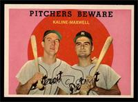Pitchers Beware (Al Kaline, Charlie Maxwell) [NM]