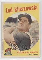 Ted Kluszewski [GoodtoVG‑EX]