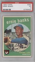 Ernie Banks [PSA3]