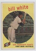 Bill White [Good to VG‑EX]
