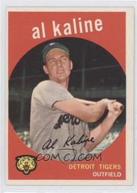 1959 Topps #360 - Al Kaline