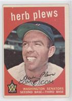 Herb Plews