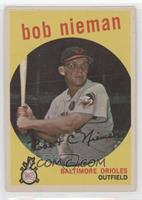 Bob Nieman [GoodtoVG‑EX]