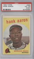 Hank Aaron [PSA 4 (MC)]