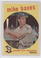 Mike Baxes
