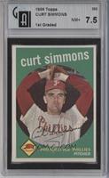 Curt Simmons [GAI7.5]