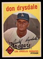 Don Drysdale [NM]