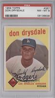 Don Drysdale [PSA8]